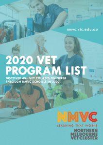 2020 Program List